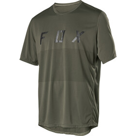 Fox Ranger Fox Maillot manches courtes Homme, olive green